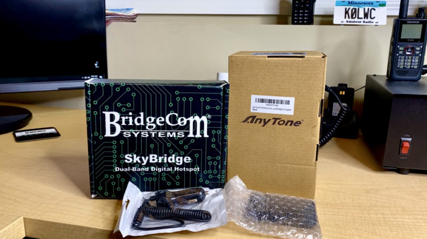 BridgeCom SkyBridge Hotspot