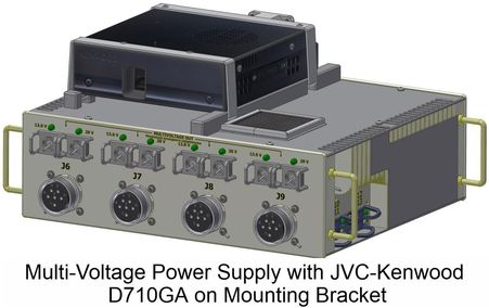 ISS Multi-Volt Power Supply