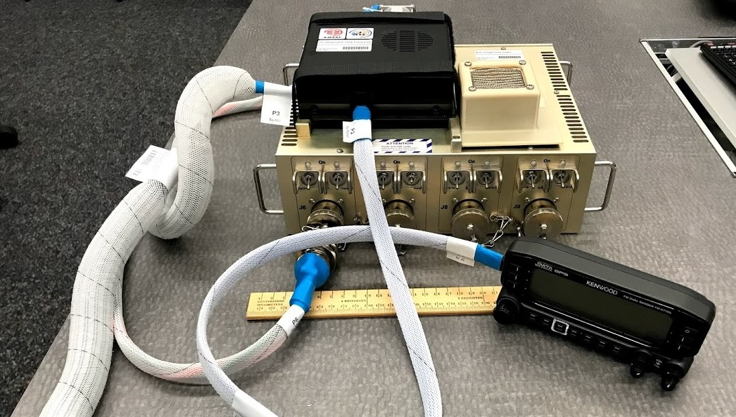 New Ham Radio Onboard The ISS Is On The Air - K0LWC