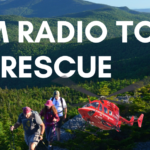 Baofeng Saves Ham Radio Operators Life