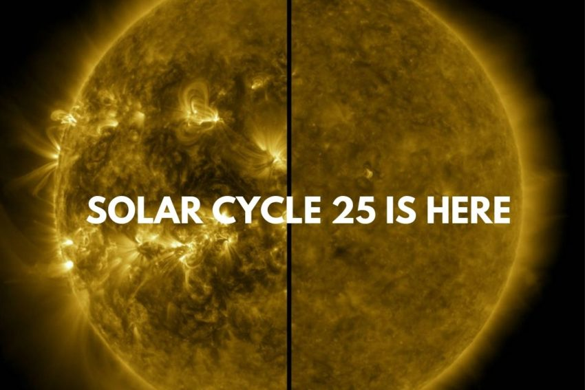 Solar Cycle 25 Ham Radio